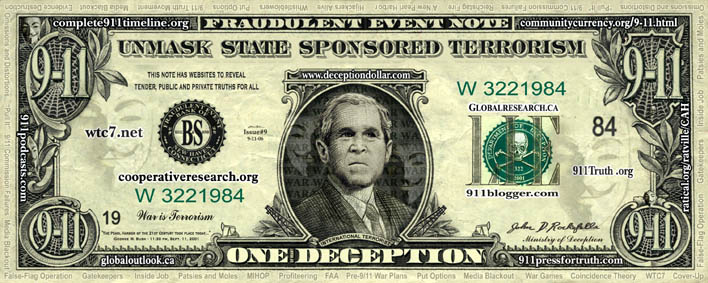 Deception dollars